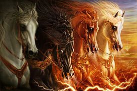 http://www.equestrianart.com/artwork/the-four-horsemen-of-the-apocalypse-th.jpg